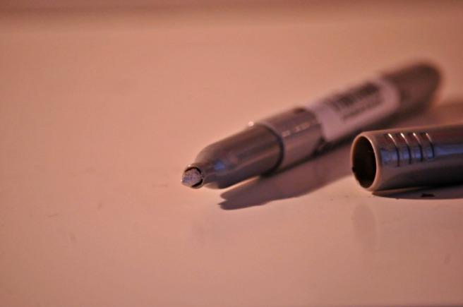hobbycraft silverpen